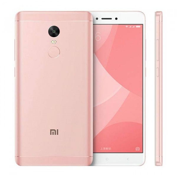 Xiaomi Redmi Note 4X 3Gb / 16Gb Rose Gold 1