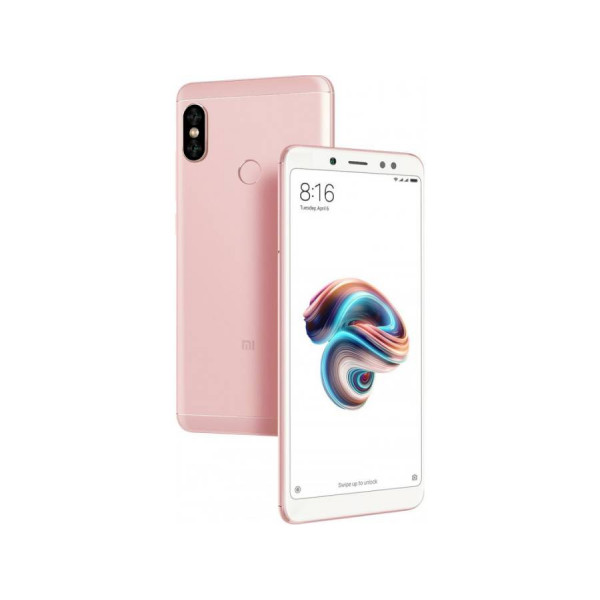 Xiaomi Redmi Note 5 3Gb / 32Gb Rose Gold Розовый 3