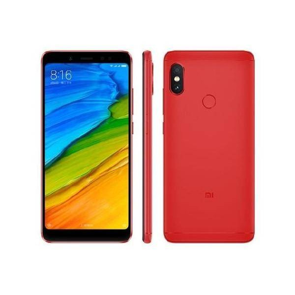 Xiaomi Redmi Note 5 3Gb / 32Gb Red Красный 4