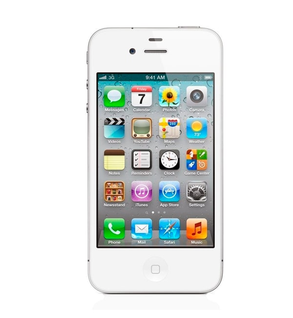iPhone 4S 64GB White 1