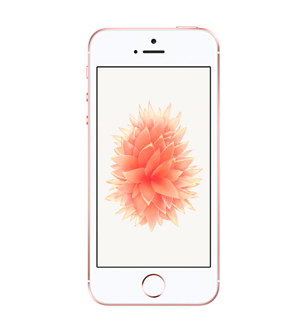 iPhone SE 16GB Rose Gold 1