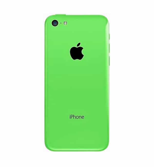 iPhone 5C 16GB Green 1