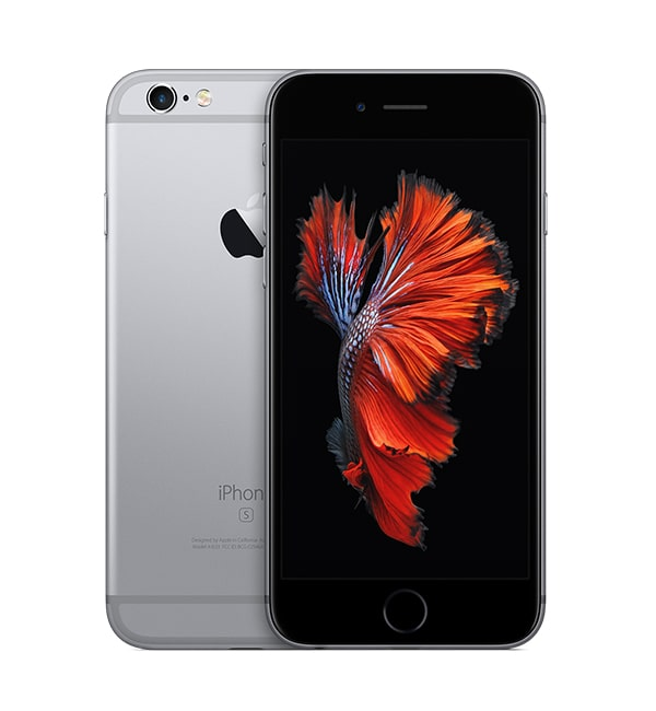 iPhone 6S 32GB Space gray 1