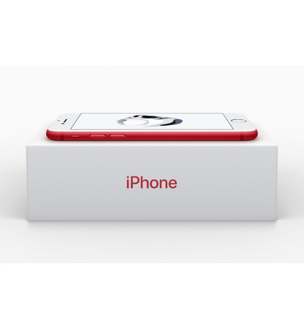 iPhone 7 256GB Red 2