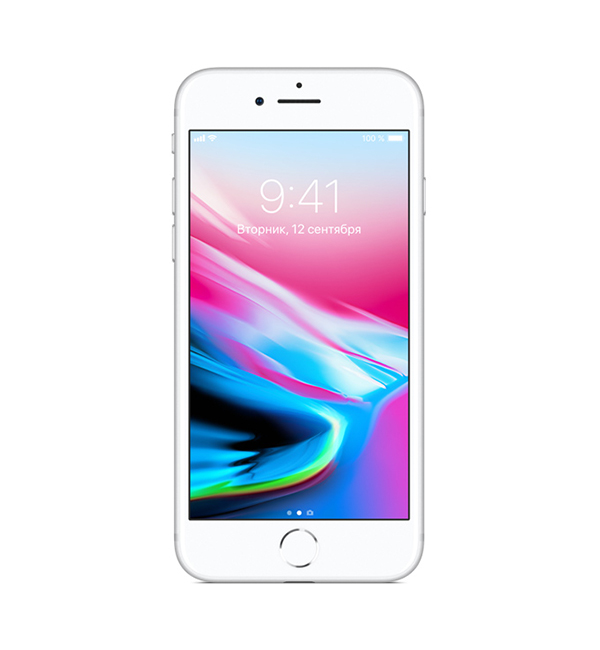 iPhone 8 64GB Silver 1