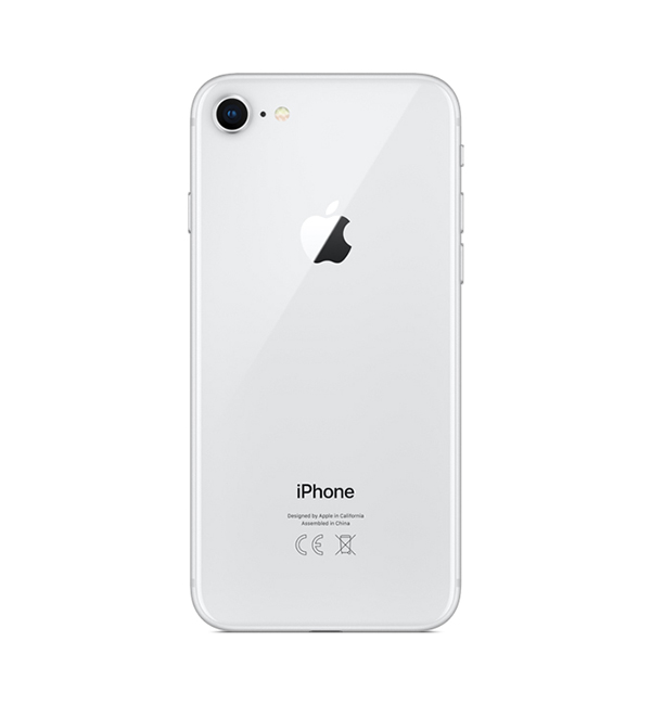 iPhone 8 64GB Silver 2