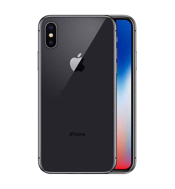 iPhone X 256GB Space gray 1