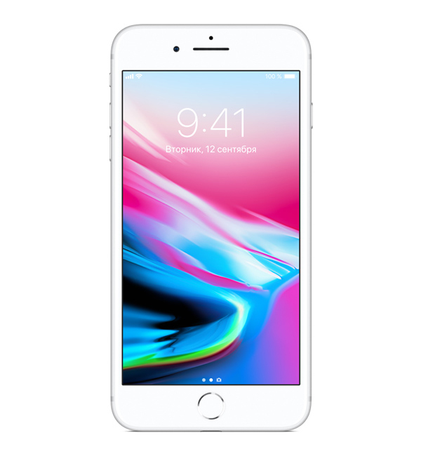iPhone 8+ 256GB Silver 1
