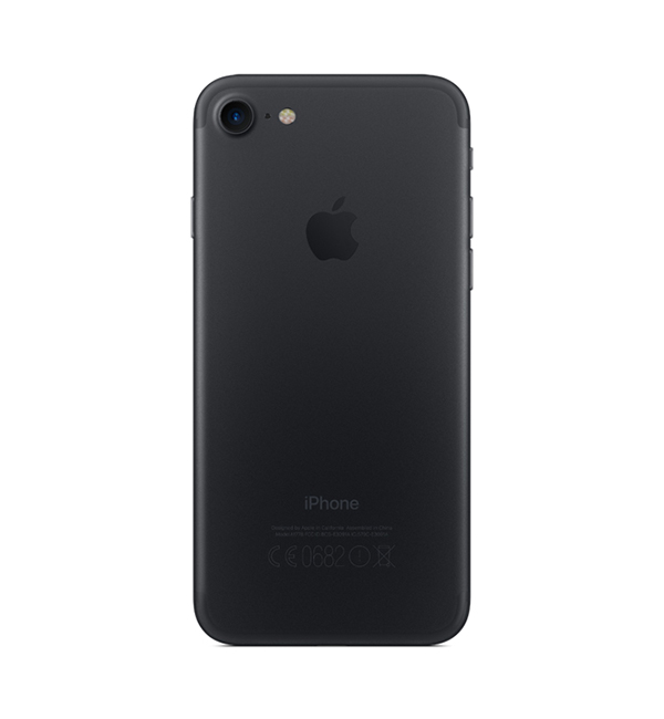iPhone 7 128GB Jet black 3