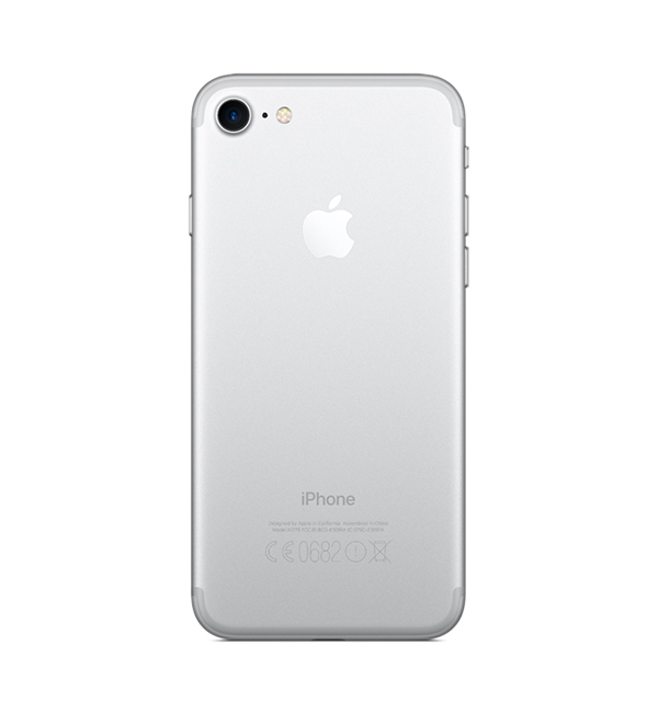 iPhone 7 256GB Silver 3