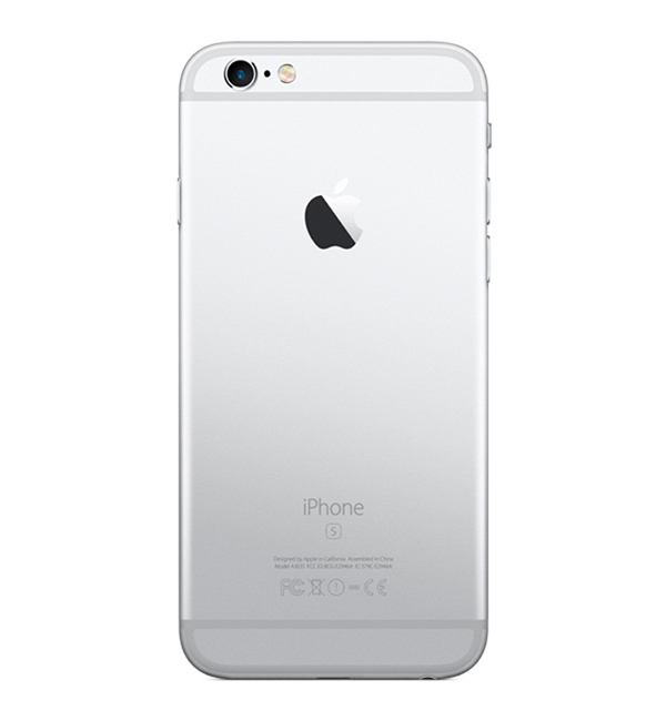 iPhone 6S+ 128GB Silver 3