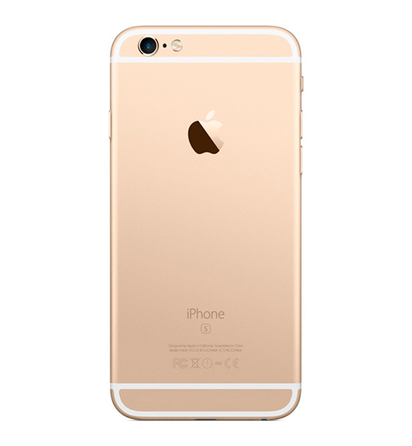 iPhone 6S+ 16GB Gold 3