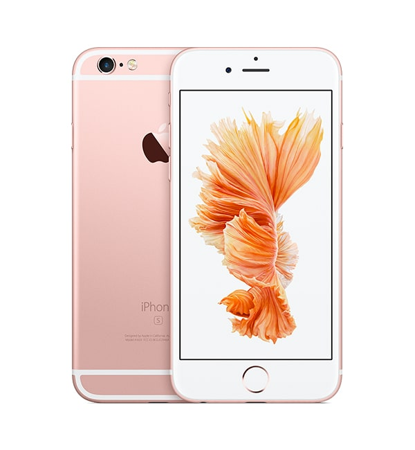 iPhone 6S 16GB Rose gold 1