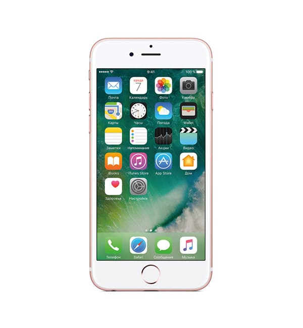 iPhone 6S+ 64GB Rose Gold 1