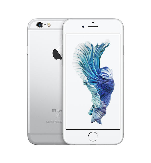 iPhone 6S 128GB Silver 1