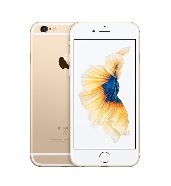 iPhone 6S 128GB Gold 1