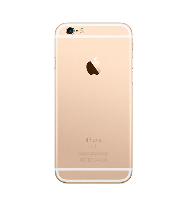 iPhone 6S 128GB Gold 3