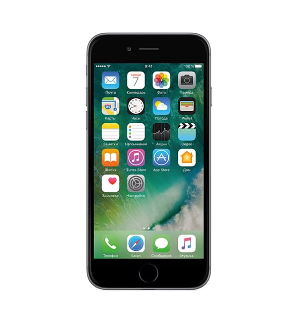 iPhone 6S+ 128GB Space Gray 1