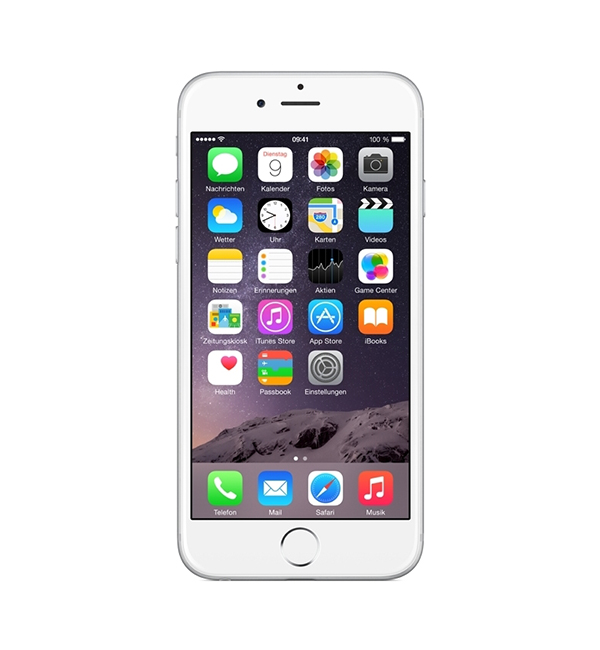 iPhone 6+ 128GB Silver 1