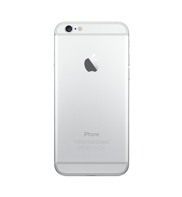 iPhone 6+ 128GB Silver 3