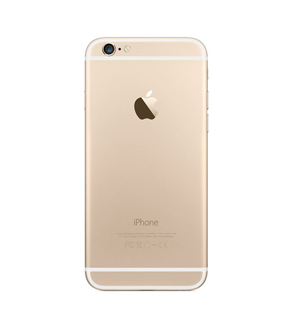 iPhone 6+ 64GB Gold 3