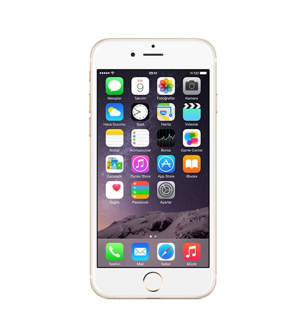 iPhone 6+ 128GB Gold 1