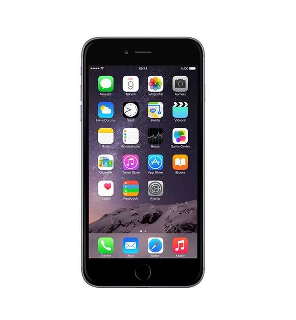 iPhone 6+ 16GB Space Gray 1