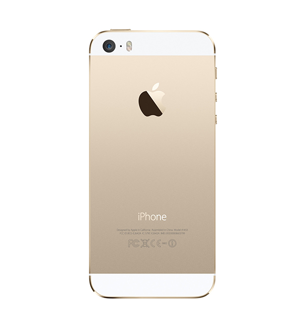 iPhone 5s 64GB Gold 3