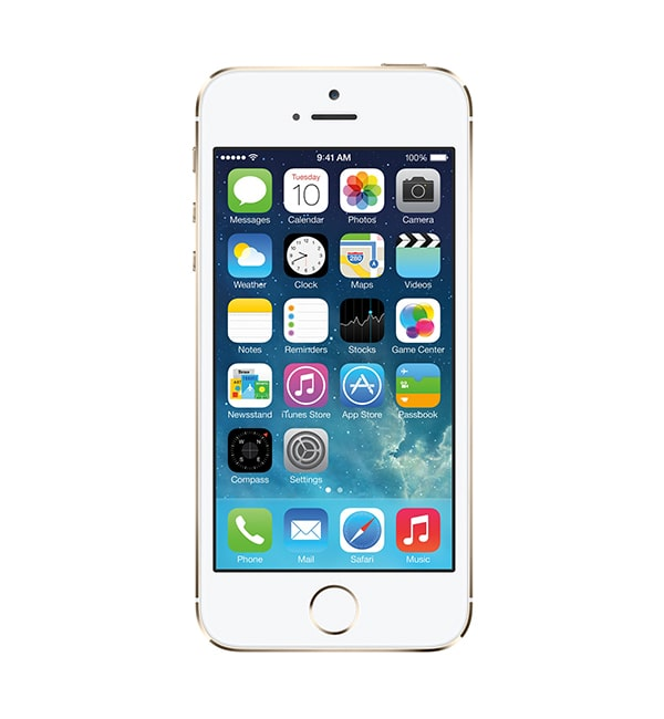iPhone 5s 64GB Gold 1