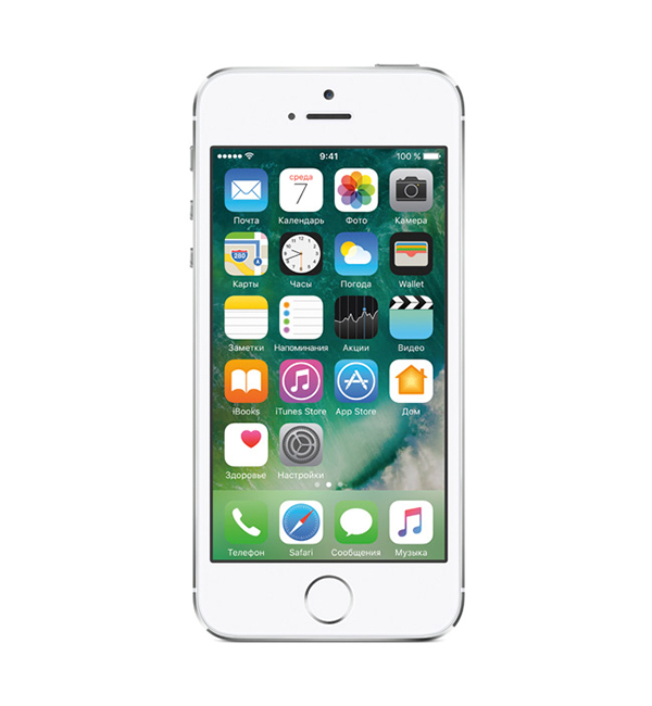 iPhone 5s 32GB Silver 1