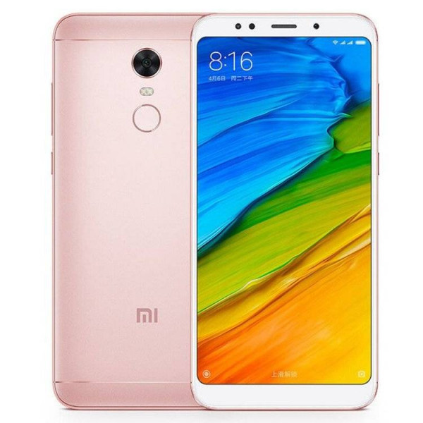 Xiaomi Redmi 5 Plus 4Gb / 64Gb Rose Gold 1
