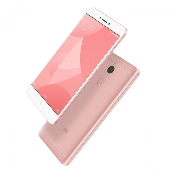 Xiaomi Redmi Note 4X 3Gb / 16Gb Rose Gold 4