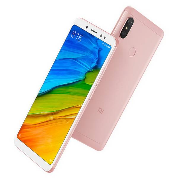 Xiaomi Redmi Note 5 3Gb / 32Gb Rose Gold Розовый 4
