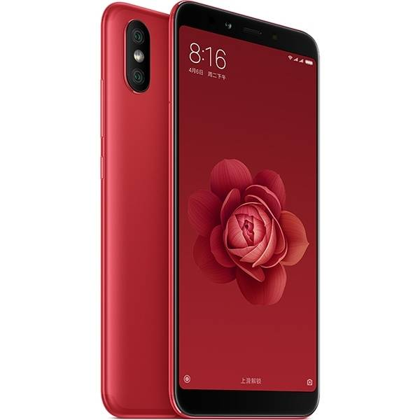 Xiaomi Redmi Note 5 3Gb / 32Gb Red Красный 3