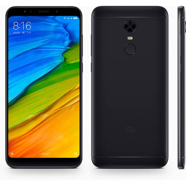 Xiaomi Redmi 5 Plus 4Gb / 64Gb Black 3