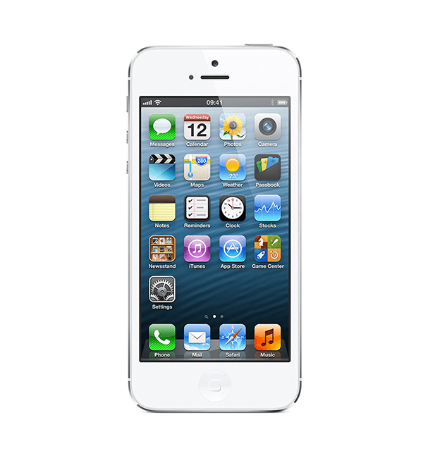 iPhone 5 32GB White 1