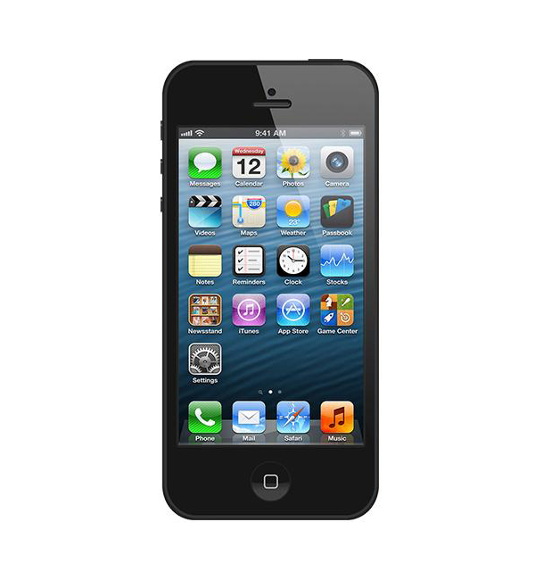 iPhone 5 16GB Black 1