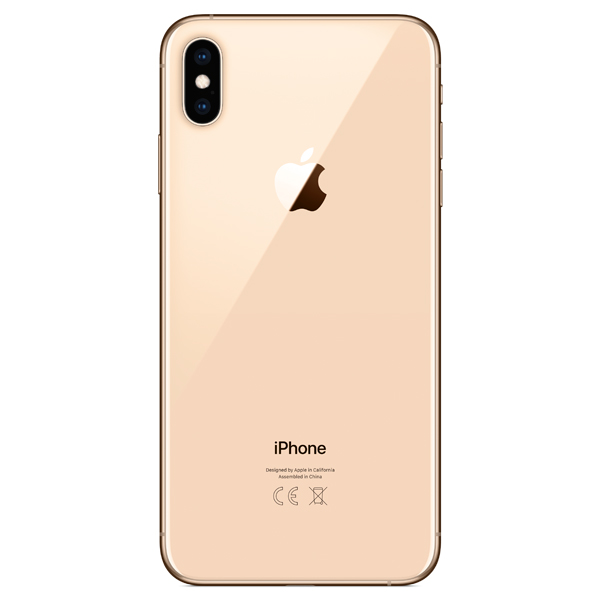 iPhone XS Max 64Gb Gold 2