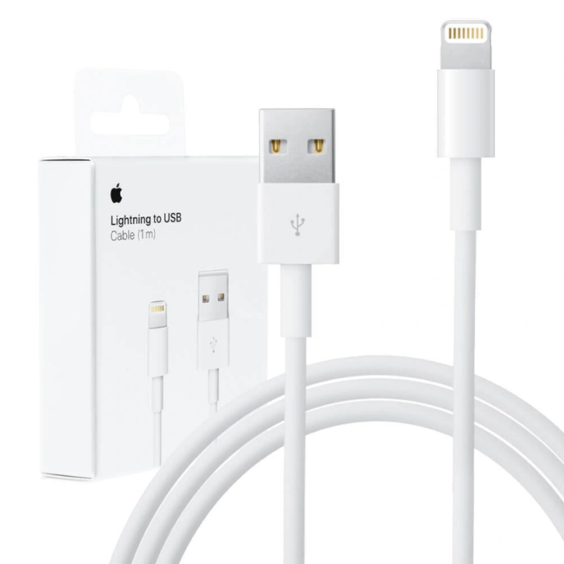 Кабель Apple Lightning/USB (1м) 1