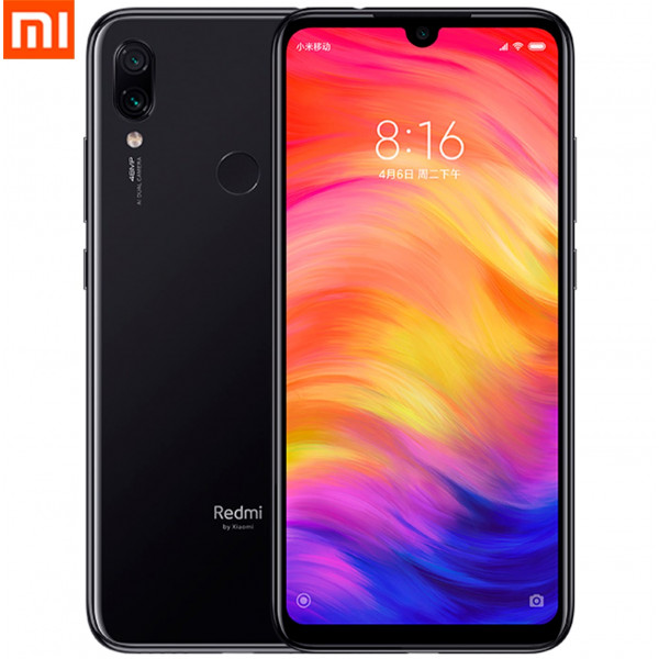Xiaomi Redmi Note 7 4Gb / 128Gb Black Черный 1