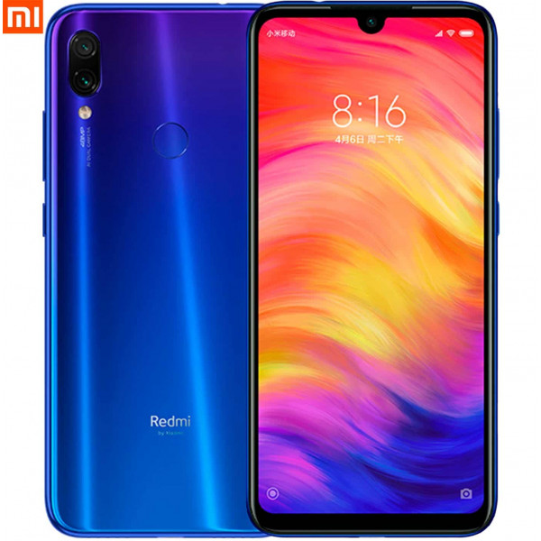 Xiaomi Redmi Note 7 4Gb / 64Gb Blue Синий 1