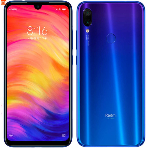 Xiaomi Redmi Note 7 4Gb / 64Gb Blue Синий 4