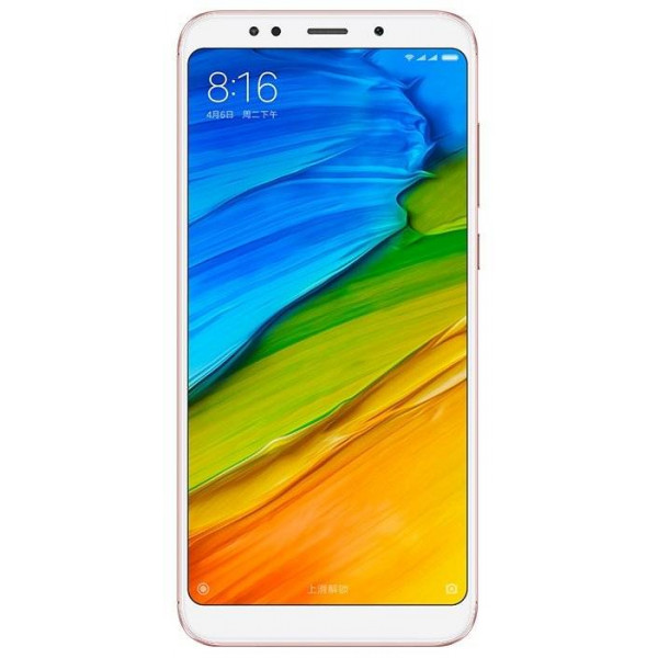Xiaomi Redmi 5 Plus 4Gb / 64Gb Rose Gold 3
