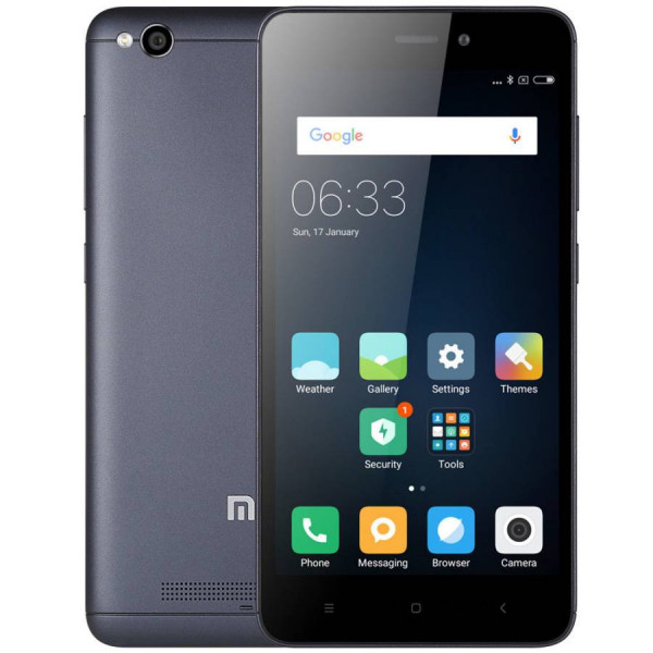 Xiaomi Redmi 4A 2Gb / 16Gb Black 1