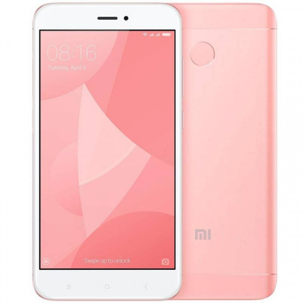 Xiaomi Redmi 4X 2Gb / 16Gb Rose Gold 2