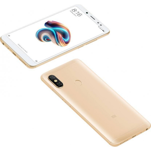 Xiaomi Redmi Note 5 3Gb / 32Gb Gold Золотой 4
