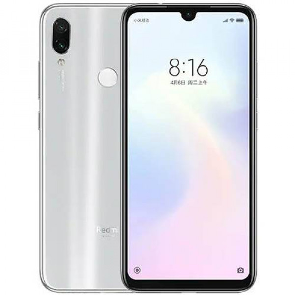 Xiaomi Redmi Note 7 6Gb / 64Gb White Белый 1