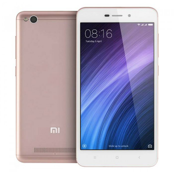 Xiaomi Redmi 4A 2Gb / 16Gb Rose Gold 1